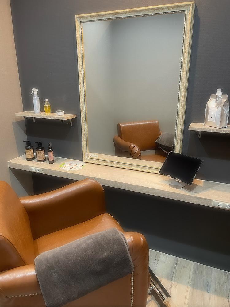 個室型美容室 Eternia