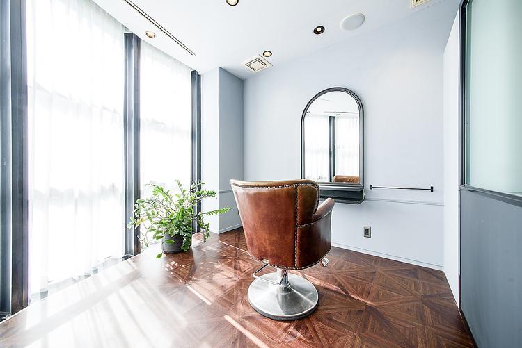 個室型美容院 MIRA RESCA栄の画像