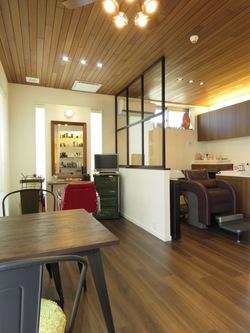 Hair Aesthetic Salon OHANAの内観の画像