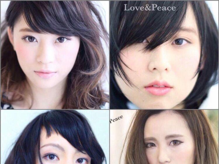 LOVE&PEACEの画像