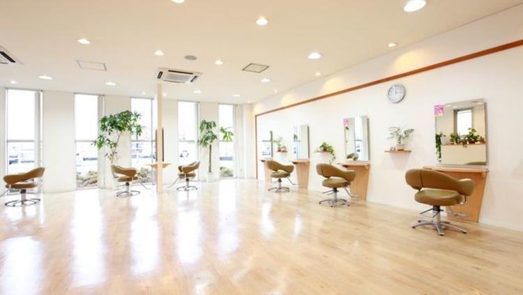美容室ローテローゼ 赤土町店の画像