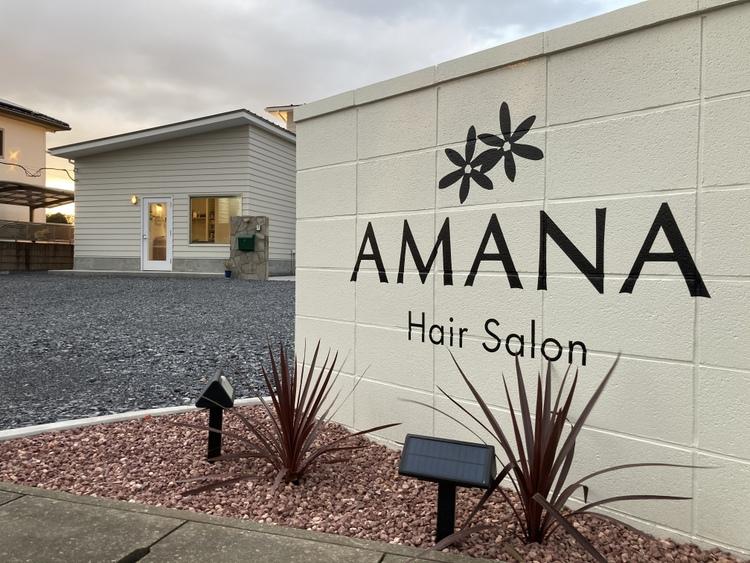 Hair Salon AMANAの画像