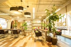 COVER HAIR bliss 北浦和店の内観の画像
