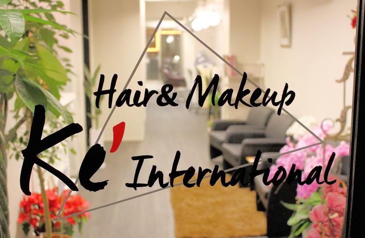 Hair&Makeup Ke' International 神楽坂