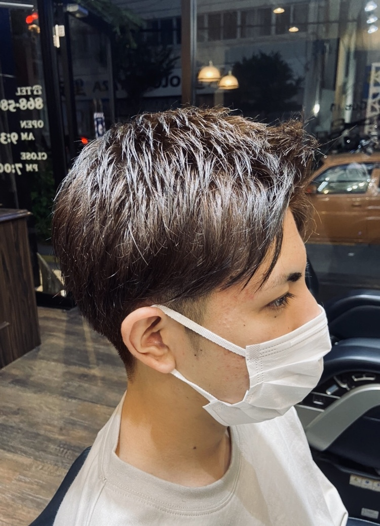 カットインシャンゼ崇元寺店