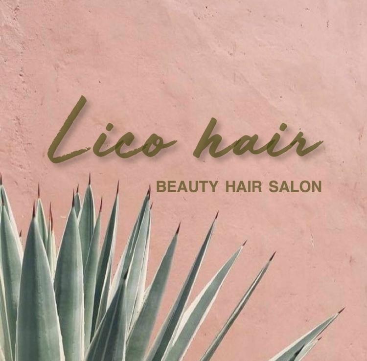 Lico hairの画像