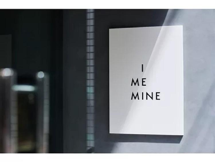 I ME MINEの画像