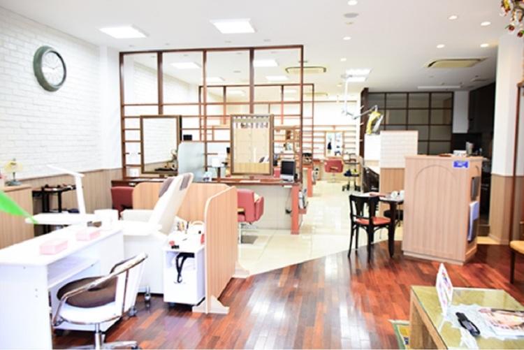 ヘアークリアー草加栄店の画像