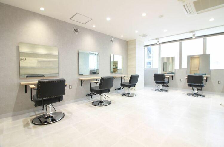 tocca hair&treatment 溝の口店の画像