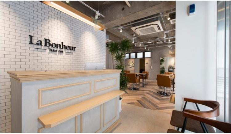 La Bonheur hair roi草加店の画像