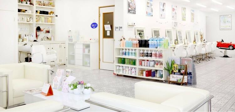 美容室 ブルーム【bloom】プレミアム店の画像