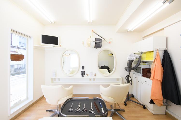 ノン美容室