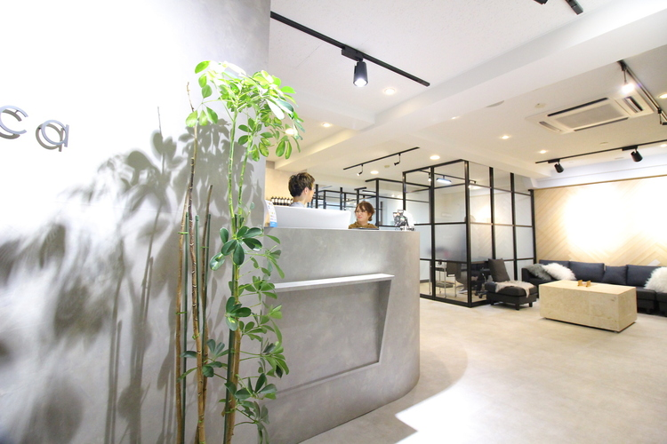 tocca hair&treatment 千葉店の画像