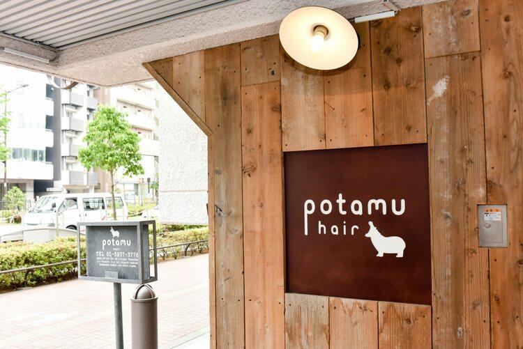 potamuの外観の画像