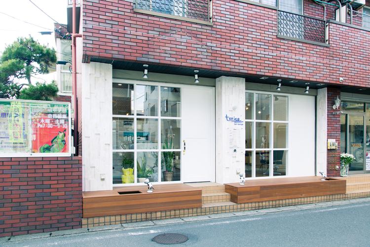 torico hair design 本八幡店