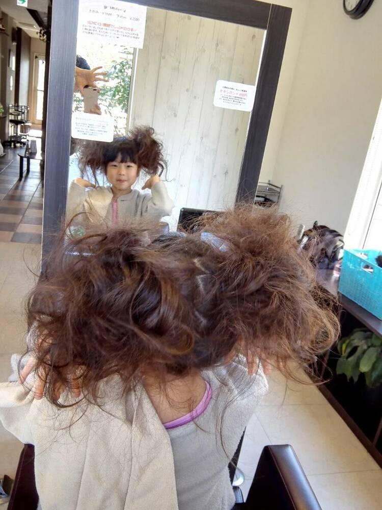 hair make LALA