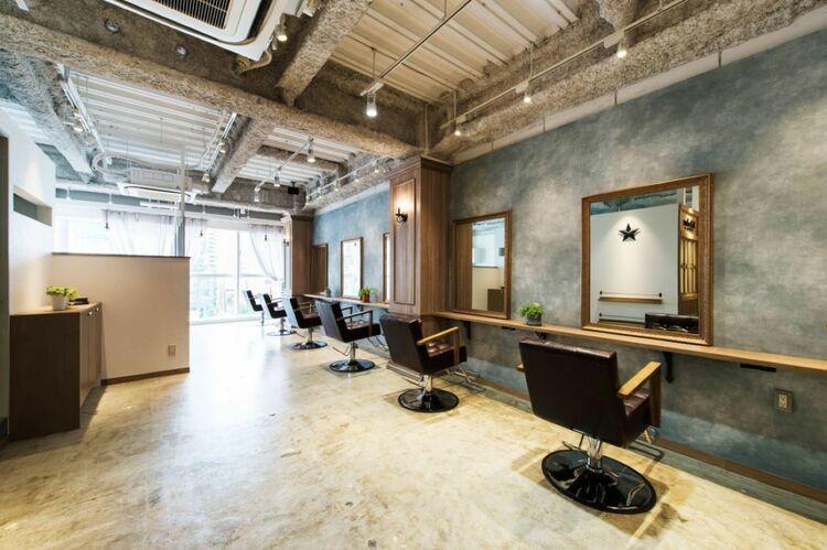tocca hair &treatment 赤羽店の画像