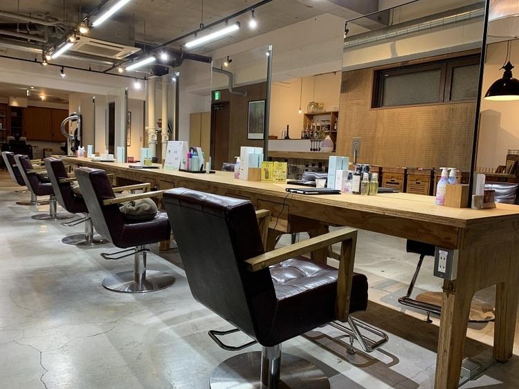 Rosso Hair&SPA 草加店の画像