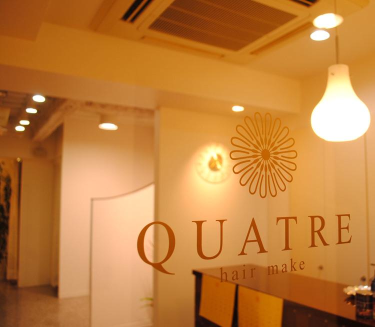 hair make QUATRE