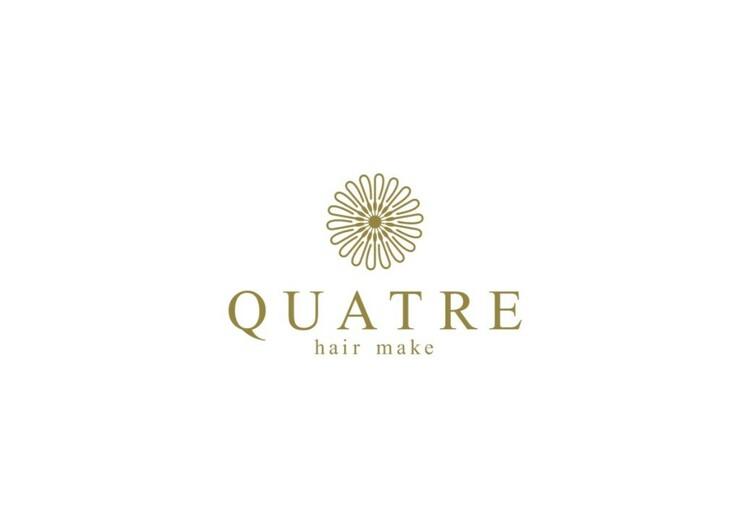 hair make QUATREの画像