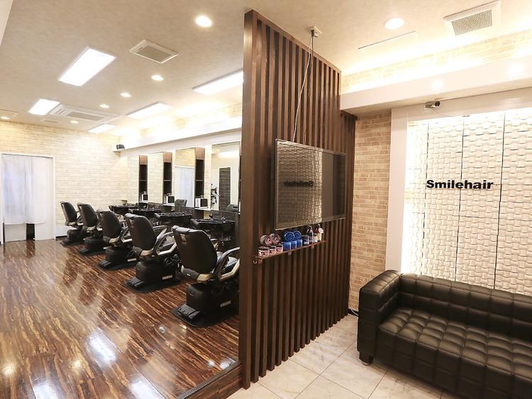 smile hair 大泉学園店の画像
