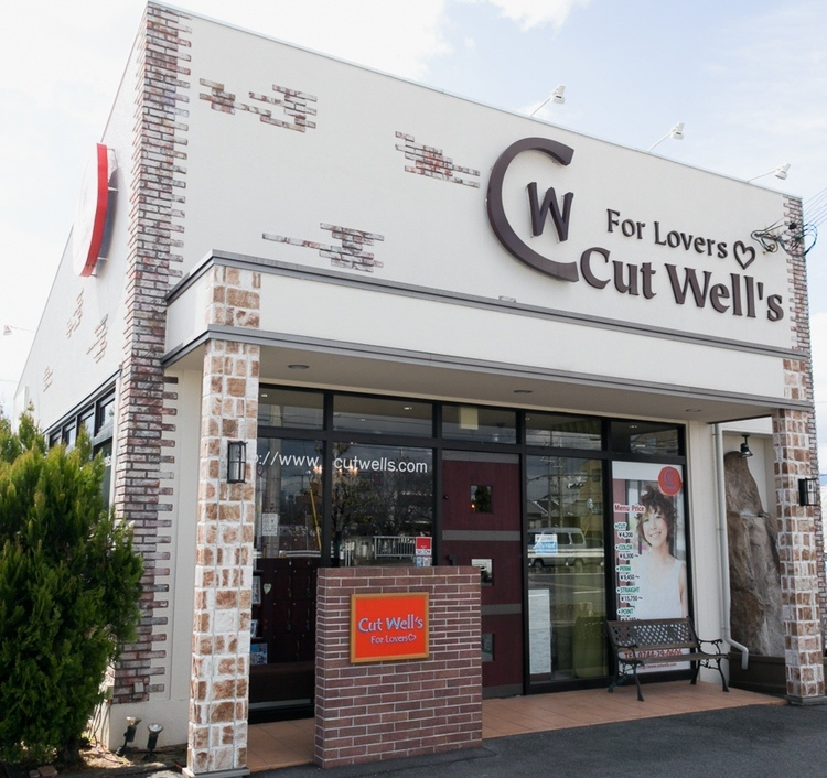 Cut Well's For Lovers 橿原店