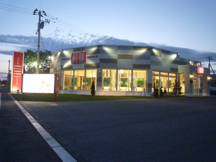 EARTH 水沢店