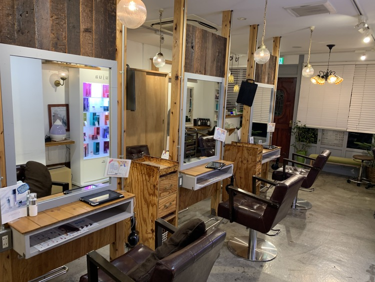 Rosso Hair&SPA 六町店の画像