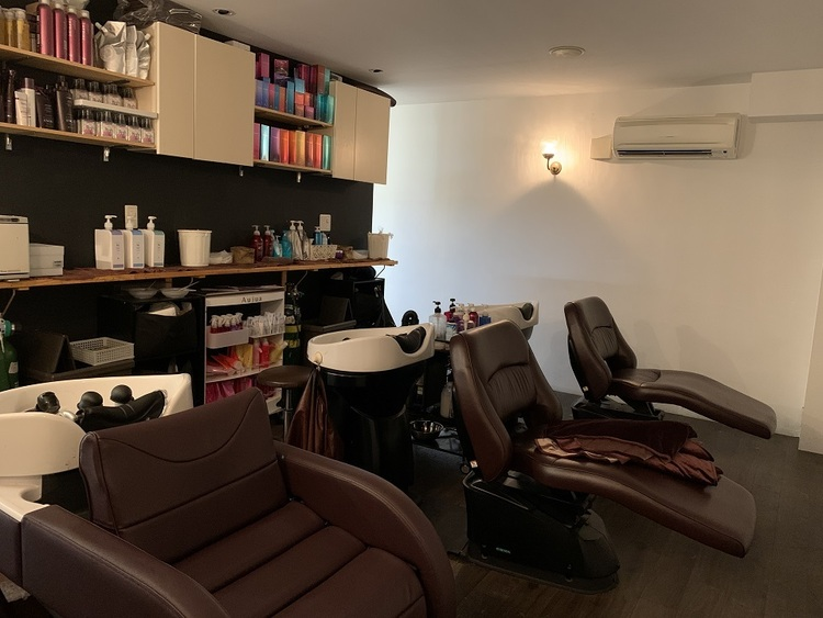 Rosso Hair&SPA 六町店