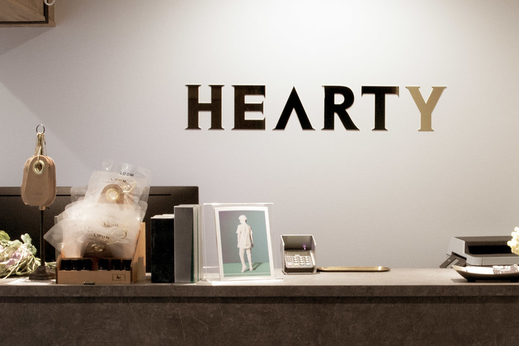 HEARTYの画像