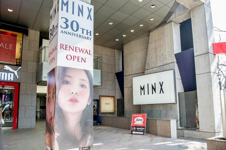 MINX 原宿店
