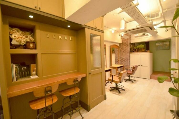 BEKKU hair salon 恵比寿本店