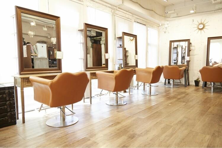 R-EVOLUT hair 松戸店の画像