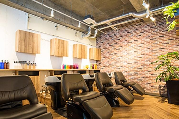 hair shop N&A 越谷店