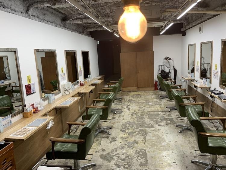 Rosso Hair&SPA 獨協大学前店の画像