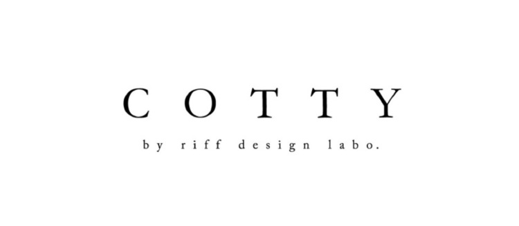 COTTY by riff design laboの画像