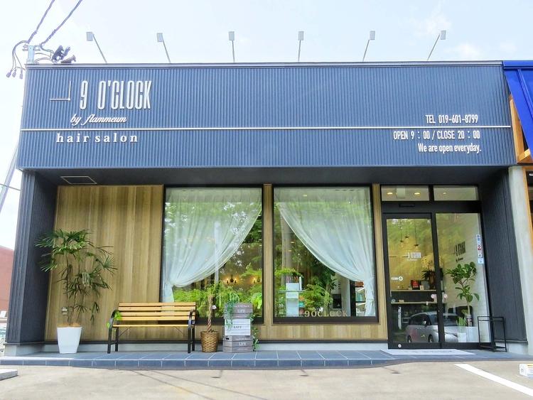 9oclock by flammeum 青山みたけ店
