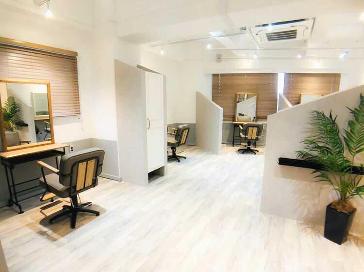 半個室salon CELINE nishiogikuboの画像