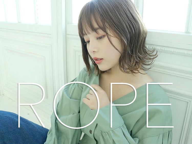 ROPE hair 岐阜