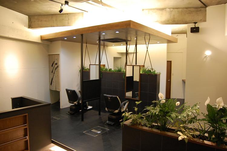 ジークヘアデザイン 川西能勢口店の画像