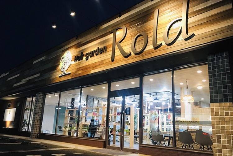 hair garden Rold 大宮店