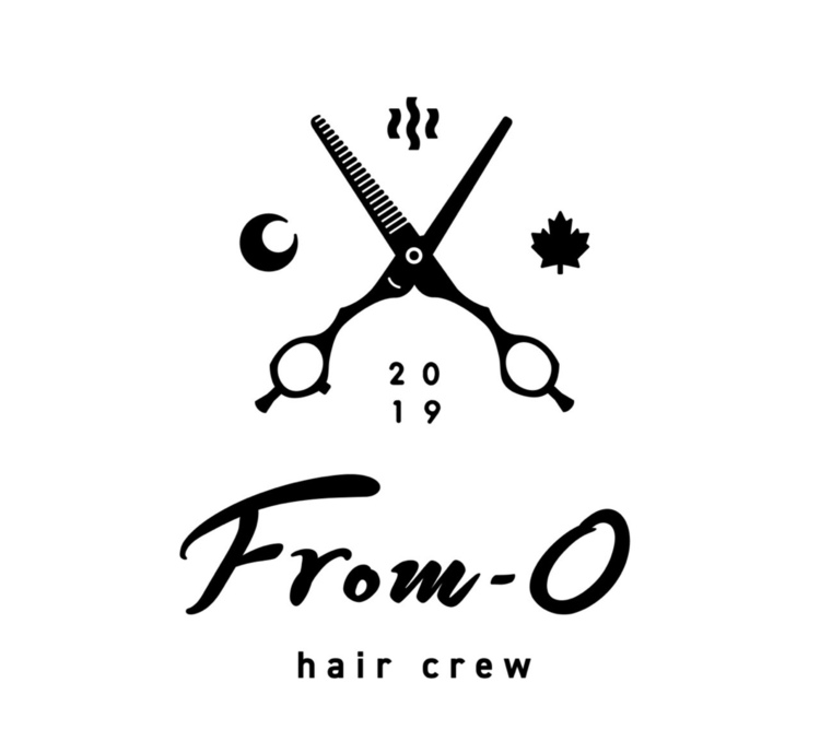 hair crew From-O