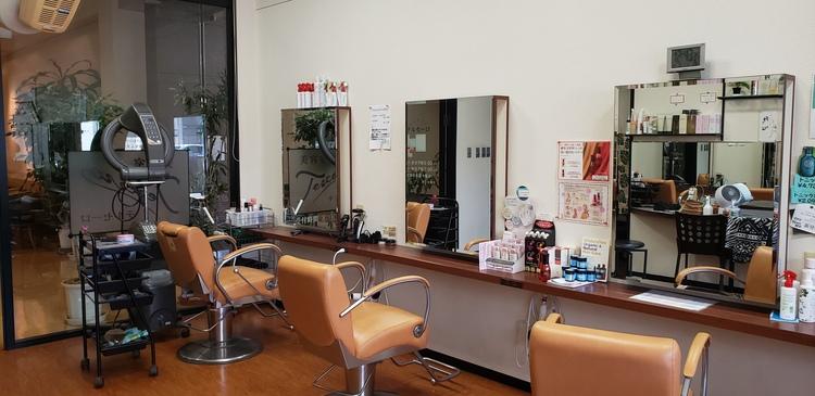 テルセーロ美容室の画像