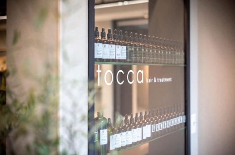 tocca hair&treatment 博多駅筑紫口店の画像