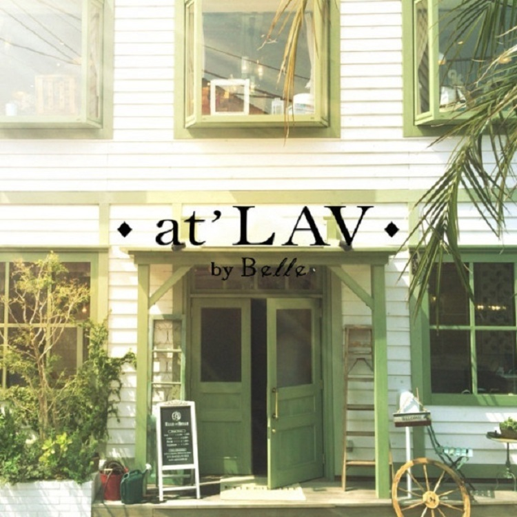 at´LAV by Belle