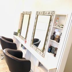 JILL Hair salonの内観の画像