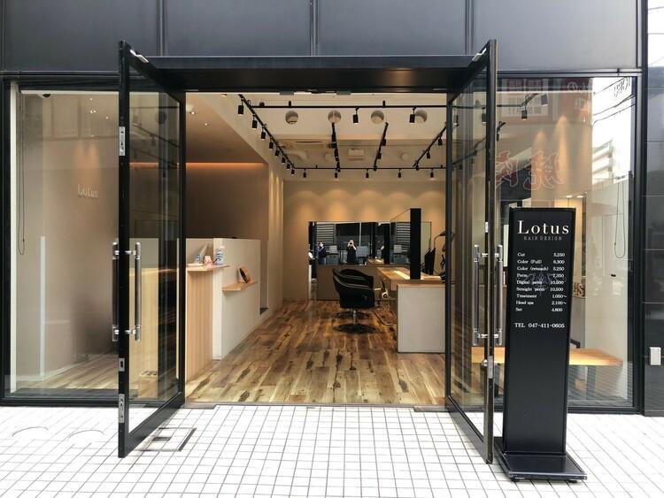 Lotus Hair Design 船橋店の画像