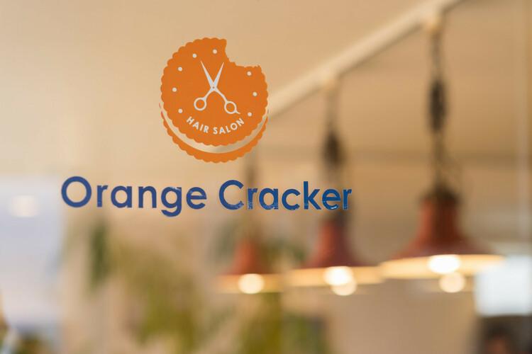 Orange Cracker