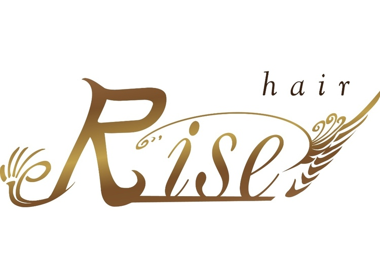 Rise hairの画像