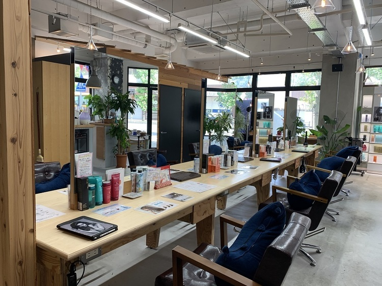 Rosso Hair&SPA 谷塚店
